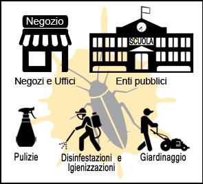 eurowash impresa di pulizie, disinfestazione a napoli, deblattizzazione